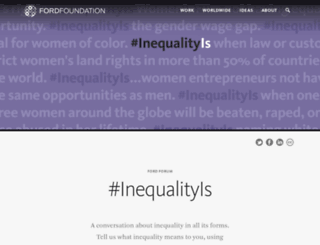 inequalityis.org screenshot