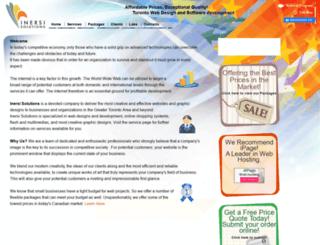 inersi.com screenshot
