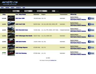inetauto.com screenshot
