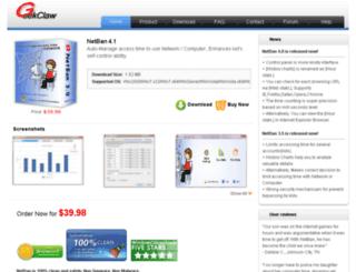 inetban.com screenshot