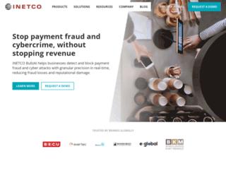 inetco.com screenshot