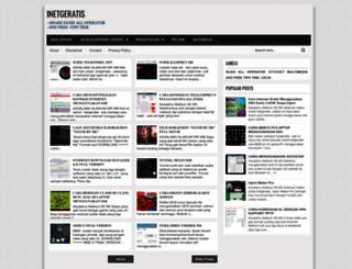 inetgeratis.blogspot.com screenshot