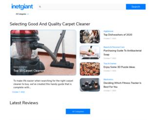 inetgiant.com screenshot