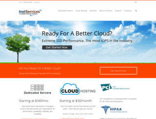 inetservices.com screenshot