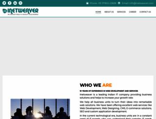 inetweaver.com screenshot
