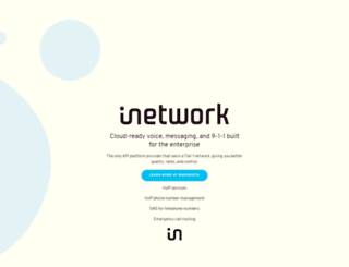 inetwork.com screenshot