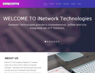 inetworktechnologies.com screenshot