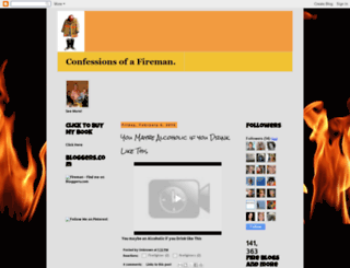 ineverwantedtobeafirefighter.blogspot.com screenshot