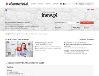 inew.pl screenshot