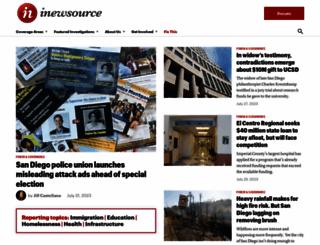 inewsource.org screenshot