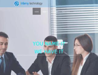 infamytechnology.com screenshot