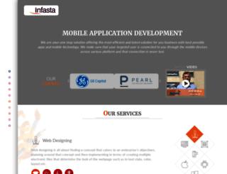 infasta.com screenshot