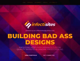 infectisites.com screenshot