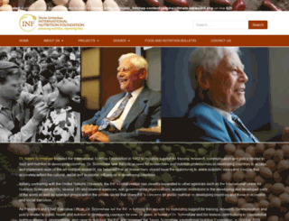 inffoundation.org screenshot