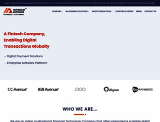 infibeam.com screenshot