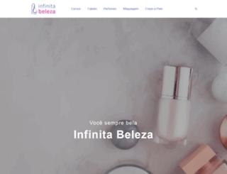 infinitabeleza.com.br screenshot