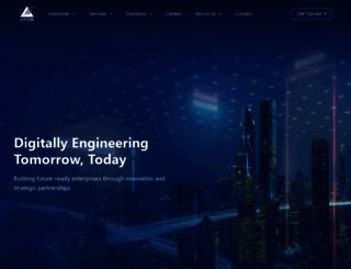infinite.com screenshot