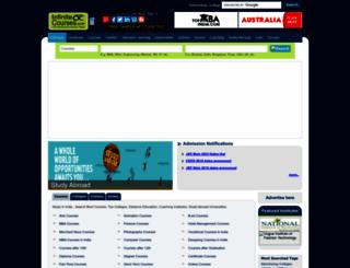 infinitecourses.com screenshot