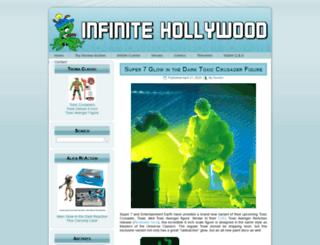 infinitehollywood.com screenshot