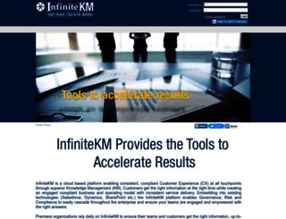 infinitemedia.com screenshot