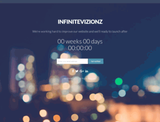 infinitevizionz.com screenshot