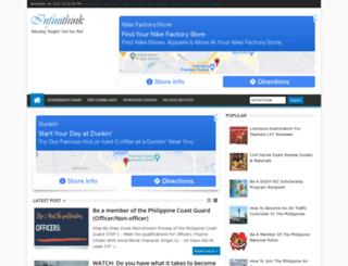 infinithinkit.blogspot.com screenshot