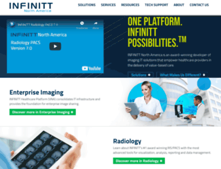 infinitt.com screenshot
