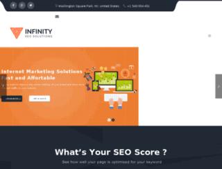 infinity.weblusive-themes.com screenshot