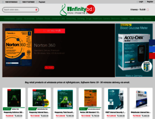 infinitybd.com screenshot