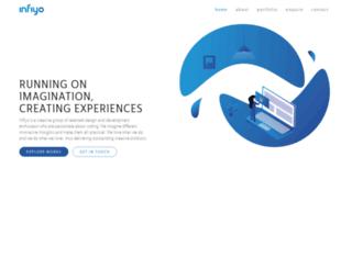 infiyo.com screenshot