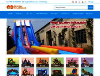 inflatablecn.com screenshot