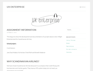 inflightiba.wordpress.com screenshot