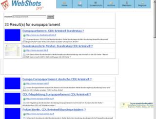 info-cdu-erfurt.eu.tf screenshot