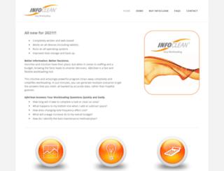 info-clean.com screenshot