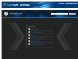 info-facile.info screenshot