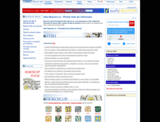 info-heaven.ro screenshot