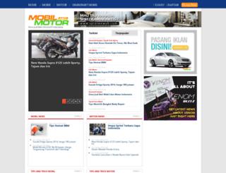 info-otomotif.mobilmotor.net screenshot