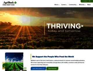 info.agribank.com screenshot