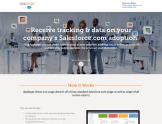 info.applango.com screenshot