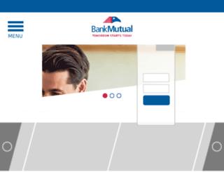 info.bankmutual.com screenshot