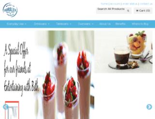 info.duralexusa.com screenshot