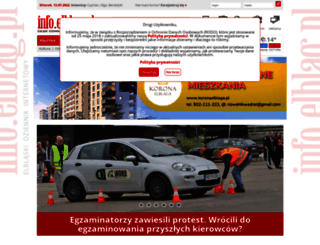 info.elblag.pl screenshot