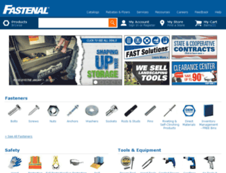 0ee0f2591432 Access info.fastenal.com. Fastenal – Industrial Supplies, OEM ...