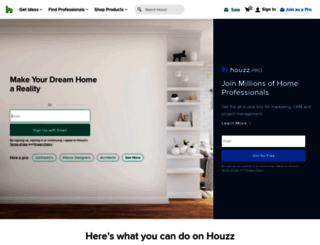 info.houzz.com screenshot