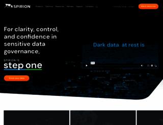 info.identityfinder.com screenshot