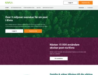 info.kivra.com screenshot
