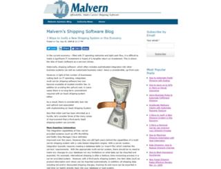 info.malvernsys.com screenshot