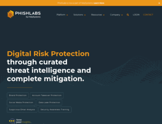 info.phishlabs.com screenshot