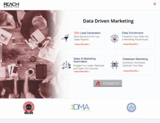 info.reachmarketing.com screenshot