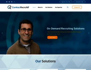 info.recruitingdivision.com screenshot
